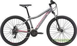 "Велосипед 27.5"" Cannondale Foray 2 Feminine GRY серый 2019 S (рост 160-170 см.)"