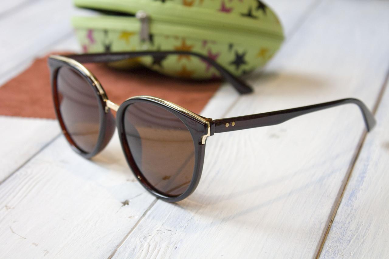 Женские солнцезащитные очки polarized F (P9934-1)