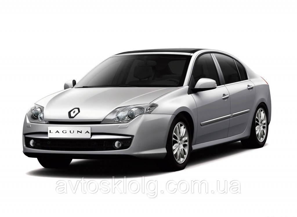 Стекло лобовое, боковое, заднее для Renault Laguna (Хетчбек, Комби) (2007-)