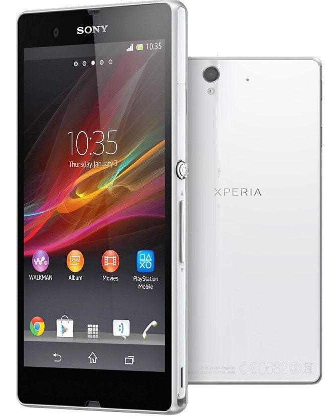Смартфон Sony Xperia Z White