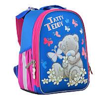 Рюкзак каркасный Yes H-25 Me-to-you, для девочек, синий (555366)
