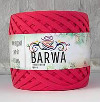 Трикотажная пряжа BARWA standart 7-9 мм, Живой коралл (living coral)