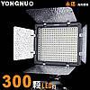 Накамерный видео свет Yongnuo YN-300