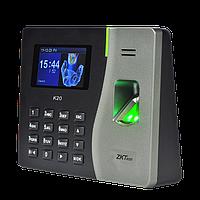 Биометрический терминал УРВ ZKTeco K20/ID