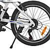 Велосипед детский PROF1 20 Д. G20VEGA A20.1 белый, фото 2