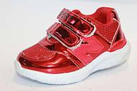 Кроссовки для девочки размер 26 -16 см.
