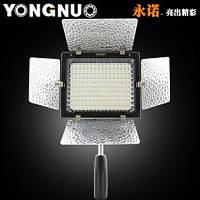 Накамерный видео свет Yongnuo YN-160 II, фото 1