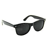 Очки(перфорационные) для улучшения зрения для взрослых и детей, фото 1