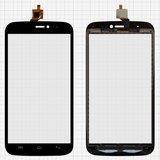 Сенсорний екран для смартфону BLU Life View L110, L110a, тачскрін білий, #328C3-0578B
