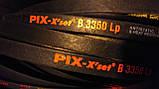 Приводний ремінь B(Б)-3550 PIX, фото 3
