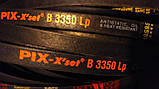 Приводний ремінь B(Б)-3550 PIX, фото 4