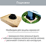Каркасный бассейн Intex 26702, 305 x 76 см PRISM FRAME POOL, фильтр насос, фото 5