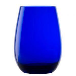 "Набор из 6-ти стаканов ""Elements Blue"" 8.5х12см/465мл стеклянный Stoelzle"