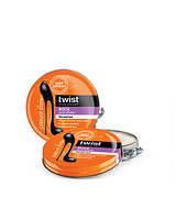 Воск для обуви Твист Twist (бесцветный) 75 мл