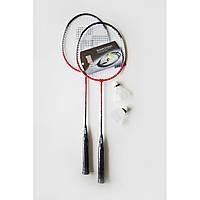 Набор для бадминтона Flash Badminton racket set (B-121)