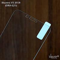 "Защитное стекло 2,5D для Huawei Y5 2018 (DRA-L21) (5,45"")"