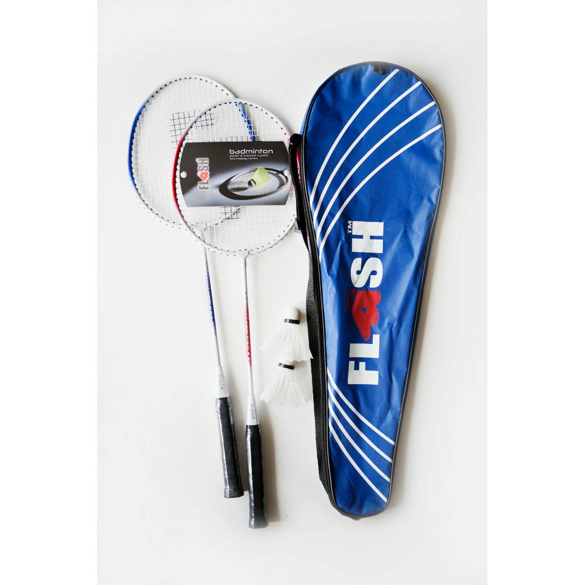 Набор для бадминтона Flash Badminton racket set (DB-120)