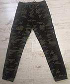 Котоновые брюки для мальчиков Seagull оптом, 134-164 рр.