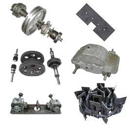 Агрегат и основные запасные части