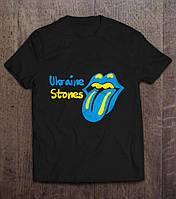 Патріотична Футболка Ukraine Stones, фото 1