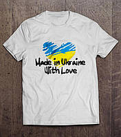 Футболка Made in Ukraine with love, фото 1
