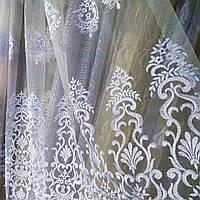 Тюль турецкая занавески портьеры шторы сублимация 1387, фото 1