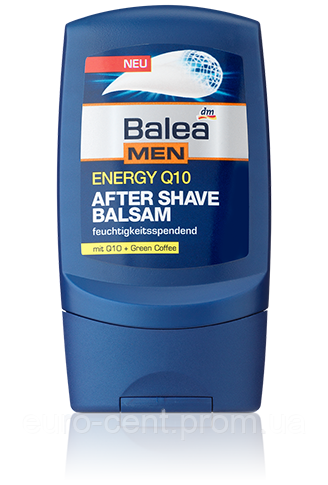 Бальзам после бритья BALEA energy Q10 After Shave Balsam