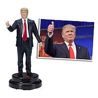 Говорящая фигура Дональда Трампа Donald Trump Talking Figure says 17Different Audio Lines in Trump's Own Voice, фото 1