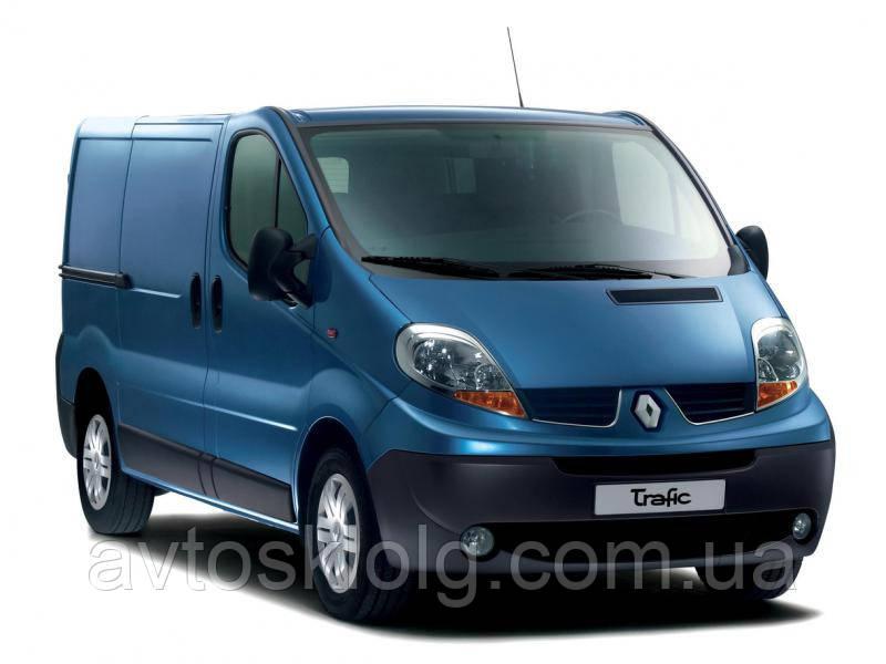 Скло лобове, заднє, бокові для Renault Traffic (Мінівен) (2001-)
