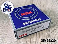 Подшипник компрессора кондиционера 35BT219 NSK 35*55*20
