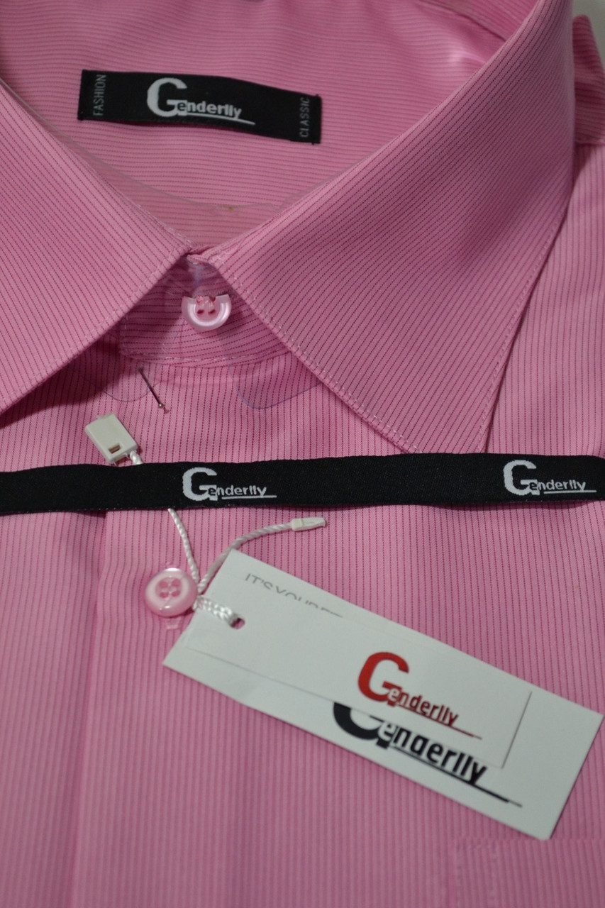 Мужская рубашка c коротким рукавом BENDU (размеры 40.41.44.45.46)