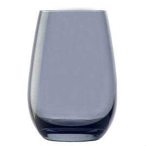 "Набор из 6-ти стаканов ""Elements Smoky Blue"" 8.5х12см/465мл стеклянный Stoelzle"