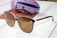 Женские солнцезащитные очки polarized F (P9932-4), фото 1