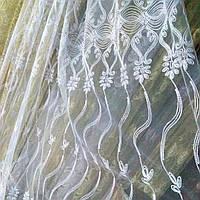 Тюль турецкая занавески портьеры шторы сублимация 1396, фото 1