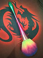 Щітка-кмітливість довга ручка для видалення пилу (різнокольорова)