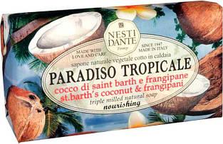 """Мыло """"Кокос и Жасмин"""" Paradiso Tropicale Nesti Dante, 250 гр"""