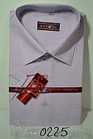 Мужская рубашка c коротким рукавом BENDU (41 и 45 размеры)