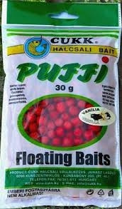Воздушное тесто Cukk Puffi midi (ваниль) 6-10мм