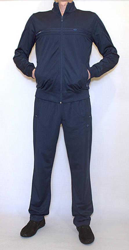 Мужской  спортивный костюм ESCETIC (большой размер) 6058, фото 2
