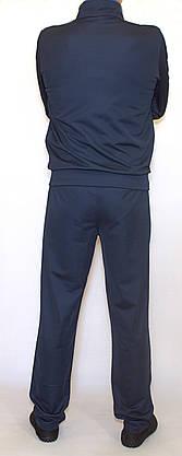 Мужской  спортивный костюм ESCETIC (большой размер) 6058, фото 3