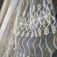 Тюль турецкая занавески портьеры шторы сублимация 1397, фото 1