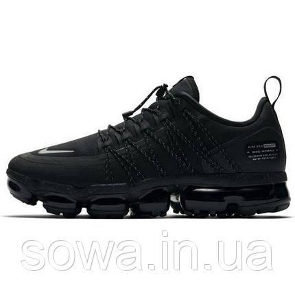 """✔️ Кроссовки Nike Air VaporMax Flyknit Utility """"Black"""", фото 2"""