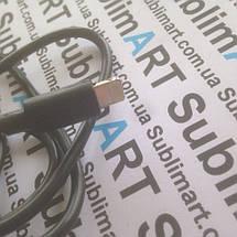 Usb кабель стандарт 100 см для iPhone, iPod, iPad 8 pin (черный), фото 2