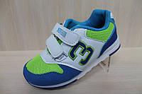 Детские кроссовки на мальчика, удобная спортивная обувь тм JG р.27