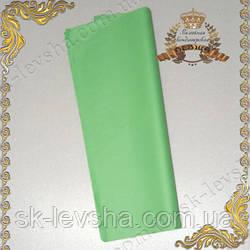 Папирусная бумага тишью , цвет светло-салатовый 50*70 см.