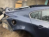 Заднее правое крыло четверть Opel Insignia хетчбек
