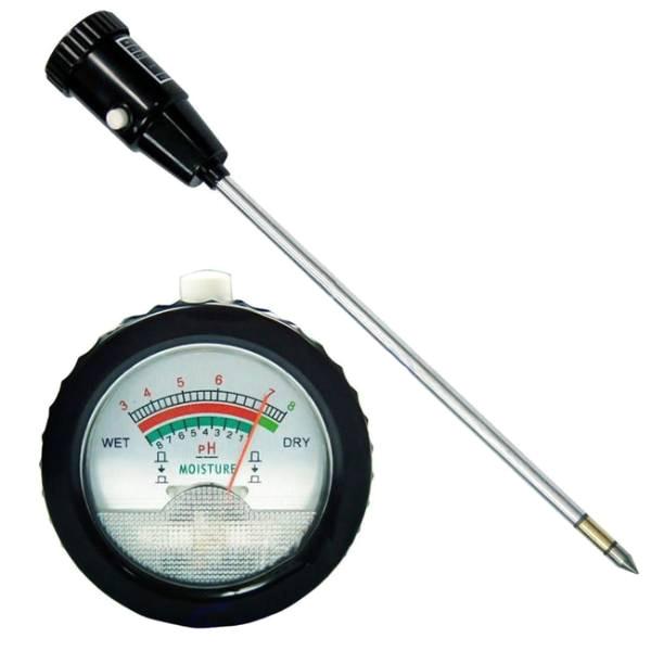 Анализатор почвы ZD 06  для измерения кислотности и влажности