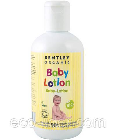 Органический детский лосьон для тела, Bentley Organic, Великобритания, 250 мл