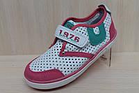 Детские кроссовки на девочку, модная стильная спортивная обувь тм JG р.28