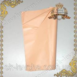 Папирусная бумага тишью , цвет персик 50*70 см.